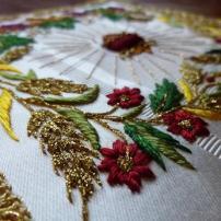 Pale Offrande - Détail blé