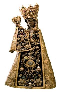 La Vierge noire d'Altötting (Bavière, Allemagne)