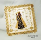 Pale à la Vierge d'Altötting https://jeanneperlier.com/2017/03/09/pale-a-la-vierge-daltotting/