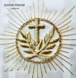 JEANNE PERLIER - Pale de l'Aumonier - detail insigne