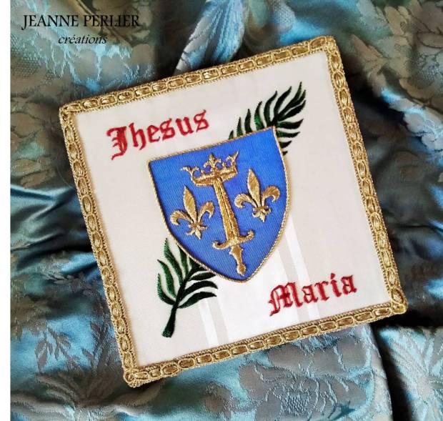 JEANNE PERLIER - Pale Jhesus Maria