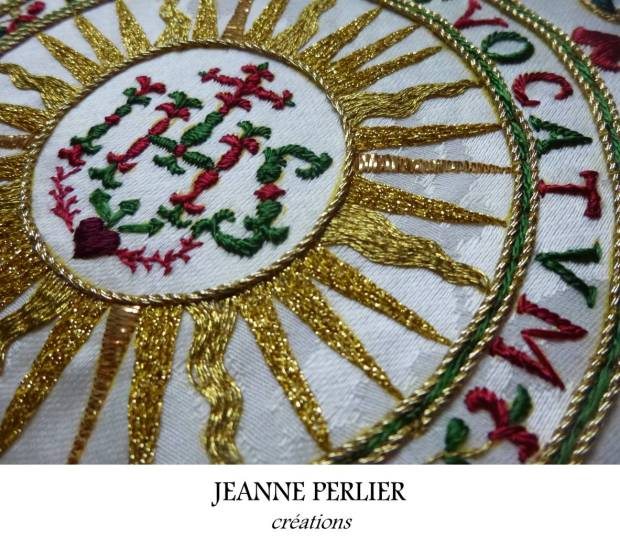 Pale Saint Ignace - JEANNE PERLIER
