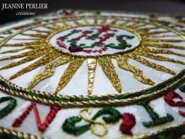 Pale Saint Ignace - ors - JEANNE PERLIER