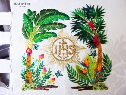 JEANNE PERLIER - pale du missionnaire - broderie sur métier (2)