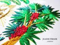 JEANNE PERLIER - Pale du missionnaire - dattier